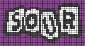 Alpha pattern #88733 variation #176402