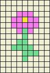 Alpha pattern #80474 variation #176440