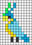 Alpha pattern #92526 variation #176517
