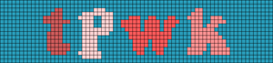Alpha pattern #43965 variation #176535