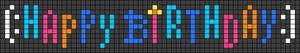 Alpha pattern #86595 variation #176571