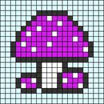 Alpha pattern #96384 variation #176596