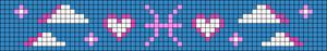 Alpha pattern #39112 variation #176597