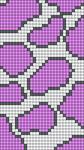 Alpha pattern #96361 variation #176627