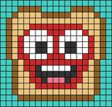 Alpha pattern #96377 variation #176630