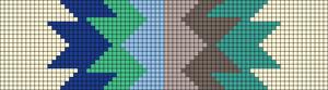 Alpha pattern #35556 variation #176735