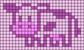 Alpha pattern #29513 variation #176779