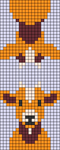 Alpha pattern #96520 variation #176880