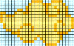 Alpha pattern #14539 variation #176919