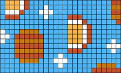 Alpha pattern #88371 variation #176963