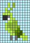 Alpha pattern #92525 variation #176970