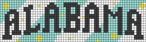 Alpha pattern #73038 variation #176994