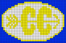Alpha pattern #40512 variation #177021