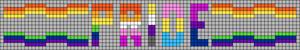 Alpha pattern #27765 variation #177055
