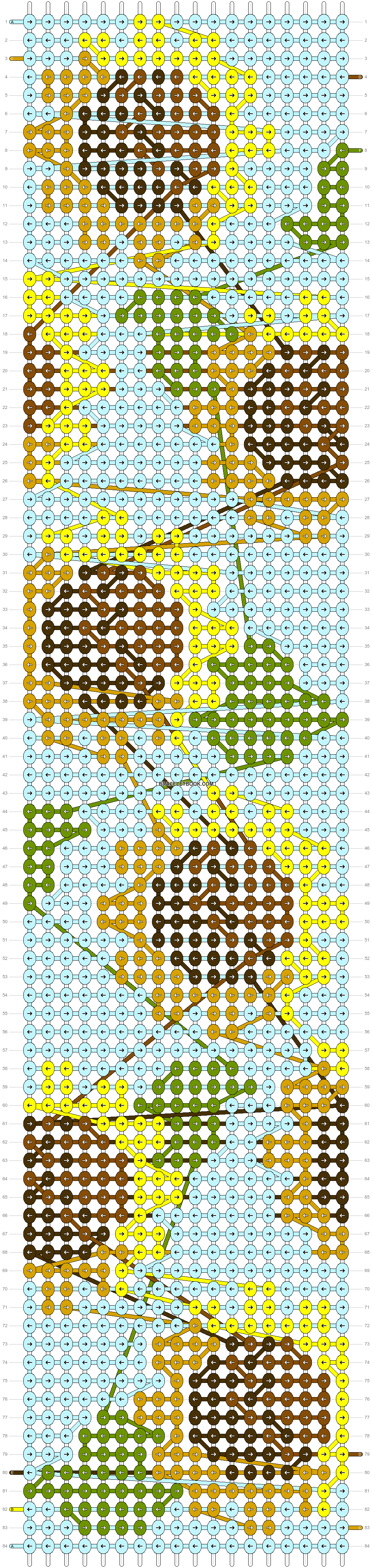 Alpha pattern #58520 variation #177126 pattern