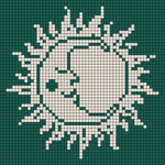 Alpha pattern #96738 variation #177129