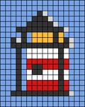 Alpha pattern #94677 variation #177176