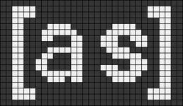 Alpha pattern #96742 variation #177181