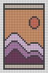 Alpha pattern #96670 variation #177219