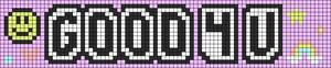 Alpha pattern #94503 variation #177231