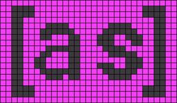 Alpha pattern #96742 variation #177355