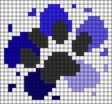 Alpha pattern #86376 variation #177641