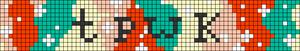 Alpha pattern #45766 variation #177646