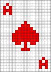 Alpha pattern #50697 variation #177732