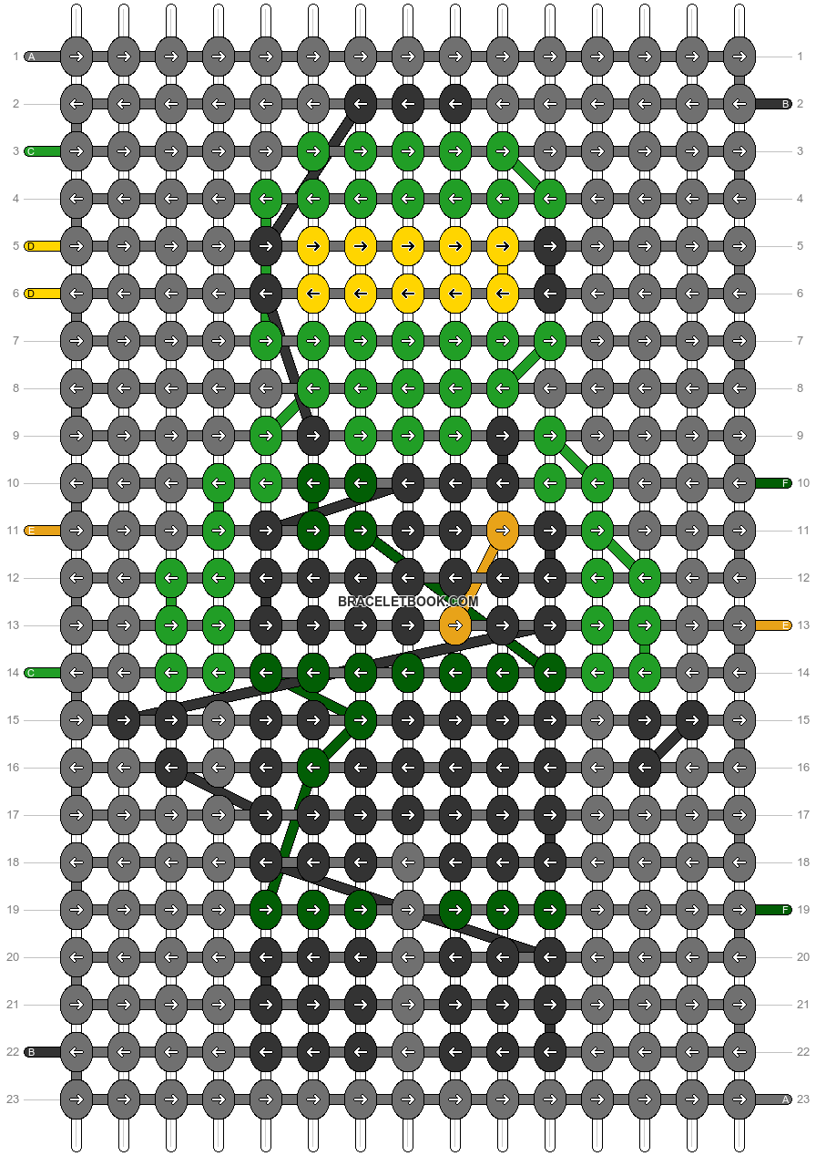 Alpha pattern #96990 variation #177734 pattern