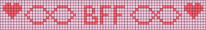 Alpha pattern #68284 variation #177768