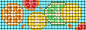 Alpha pattern #95626 variation #177826