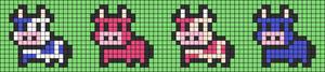 Alpha pattern #39191 variation #177865