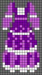 Alpha pattern #97024 variation #177900