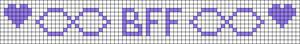 Alpha pattern #68284 variation #177935