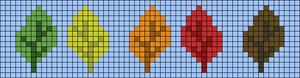 Alpha pattern #97037 variation #178033