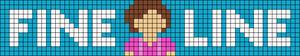 Alpha pattern #96184 variation #178228