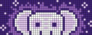 Alpha pattern #74646 variation #178344