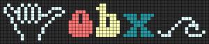 Alpha pattern #94888 variation #178350