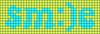Alpha pattern #60503 variation #178640