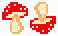 Alpha pattern #26610 variation #178653