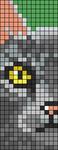Alpha pattern #93287 variation #178654