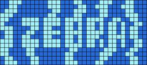 Alpha pattern #92335 variation #178722