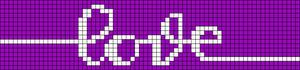 Alpha pattern #97371 variation #178772