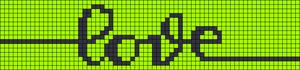 Alpha pattern #97371 variation #178806