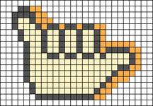 Alpha pattern #66799 variation #178978