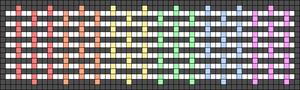 Alpha pattern #93709 variation #179001