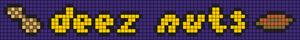 Alpha pattern #82079 variation #179026