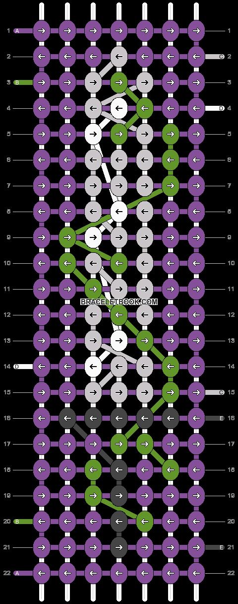 Alpha pattern #97437 variation #179183 pattern