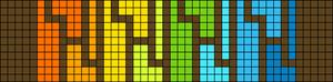 Alpha pattern #49545 variation #179195