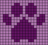 Alpha pattern #93511 variation #179273
